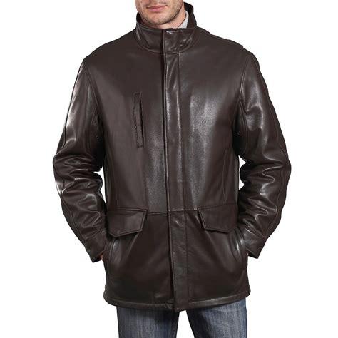arrow s lambskin leather coat 12