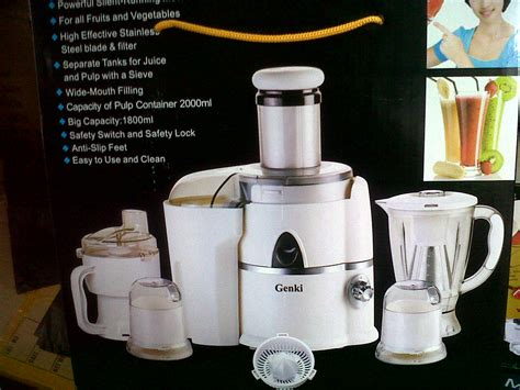 Mixer Juicer Lejel kitchen cook mixer juicer blender 7 in 1 lejel jual
