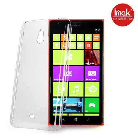 Ultra Thin Imak Nokia X Bening imak 2 ultra thin for nokia lumia 1320 transparent jakartanotebook