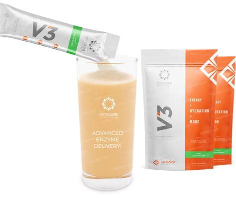 Vasayo Microlife Energy microlife v3 energy vasayo
