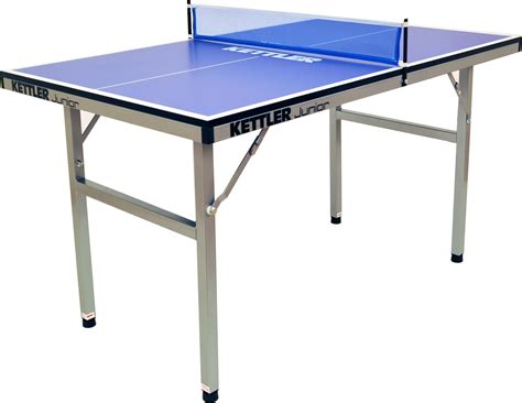 kettler junior mid sized collapsible indoor table tennis