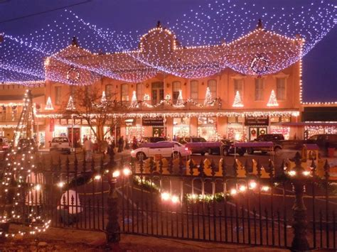 wow have you seen the christmas lights in canton