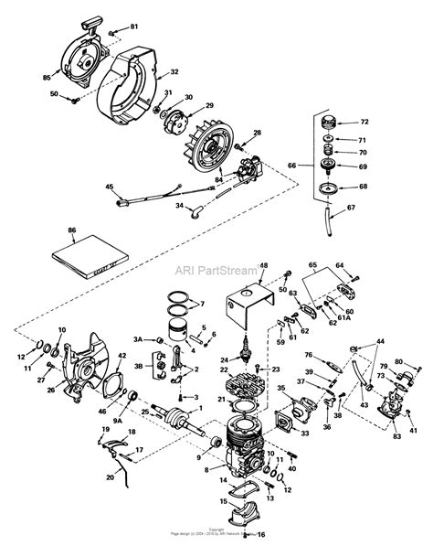 toro parts diagram toro snowmaster 20 parts schematic toro tractor engine