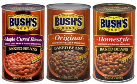 bushs baked beans 1 off coupon coupons canada new 1 00 off bush s baked beans coupon free stuff