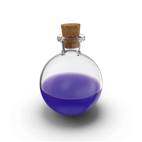 potion bottle png images psds   pixelsquid