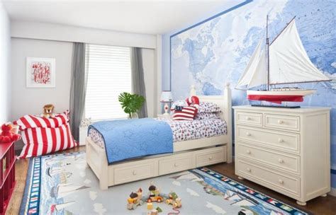 room mapping world map wallpaper for child bedroom interior design