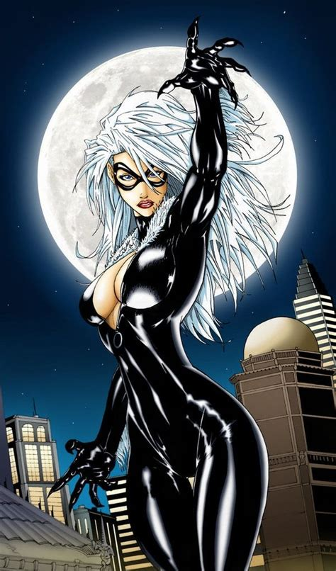 black cat marvel black cat felicia hardy is a fictional character a
