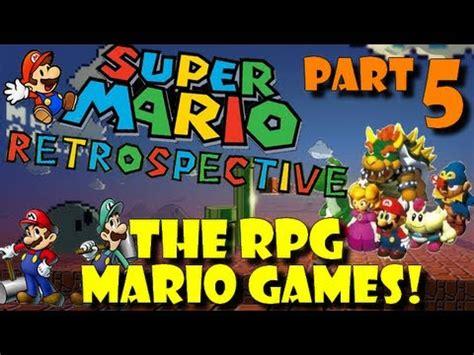5 Of The Biggest Super Mario Controversies Youtube - super mario retrospective part 5 the rpg mario games