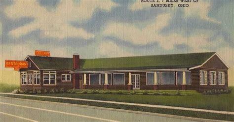 Log Cabin Inn by Brady S Lorain County Nostalgia Log Cabin Inn In Bay View