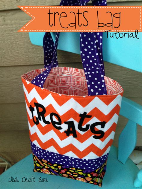 Wyldes Bag Of Tricks Treat Purse by Tricks Treats Bag Tutorial