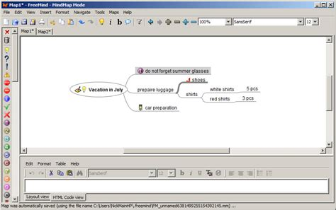 Top 4 Best Free Mind Mapping Software Freemind Templates