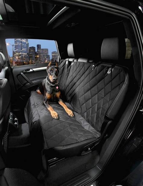 dog bench seat cover seat covers for dogs back seat cover for dogs backseat