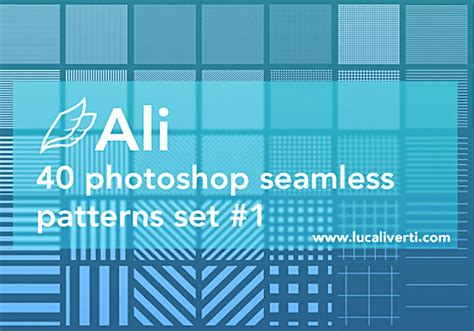 seamless pattern generator photoshop ali 40 photoshop seamless patterns set 1 free photoshop