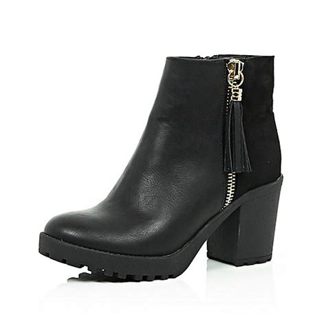 black boots black boots