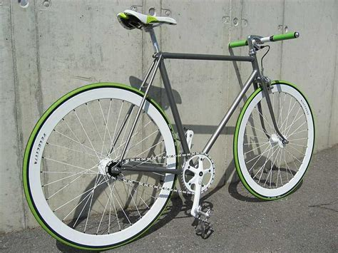 peugeot bike green fixed gear gallery peugeot green apple slice fixie