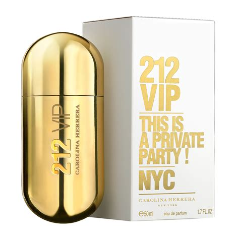 Jual Parfum Carolina Herrera 212 carolina herrera 212 vip eau de parfum spray 50ml feelunique