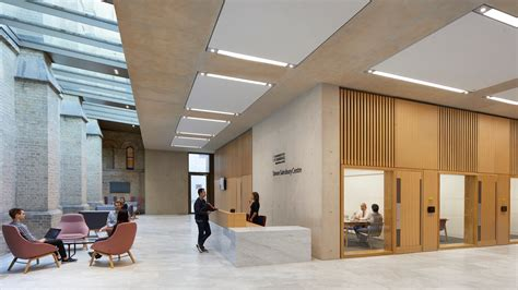 Cambridge Mba Requirements by Arup Contributes Building Services Designs For The Simon