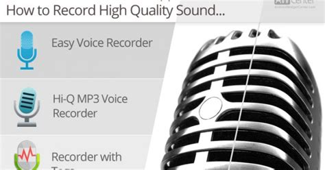recording app android 3 best android recorder apps how do you record audio on android aw