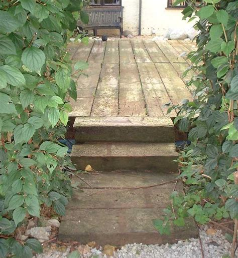 Kilgraney Railway Sleepers by Kilgraney Railway Sleeper Decking
