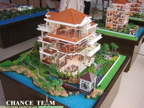 House Supplies by Architectural Scale Model Chance Team 3d Rendering Co Ltd