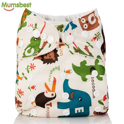 2016 cartoon owl printed kids curtain for baby room mumsbest 2016 washable baby cloth diaper cover
