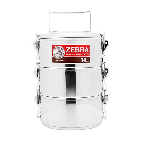Zebra Rantang Smart Lock Ii 150235 d盻 ng c盻 inox nh 224 b蘯ソp inox si 234 u b盻 h 224 ng 苟蘯ケp gi 225 r蘯サ