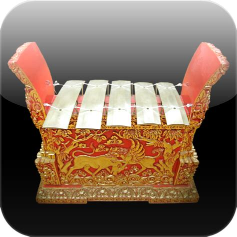 Balinese Gamelan Gong Kebyar on iOS     Jegog
