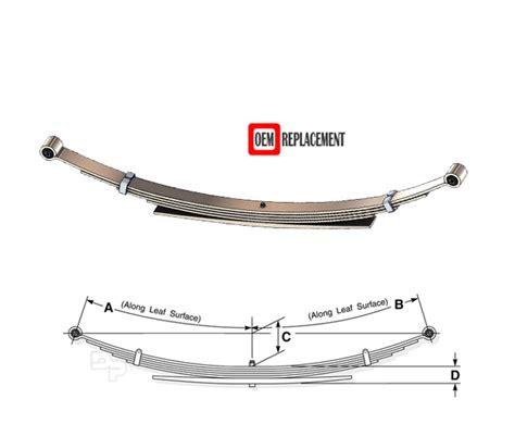 ford mercury car leaf springs oem heavy duty lifted f100 leaf springs ford f100 replacement leaf spring