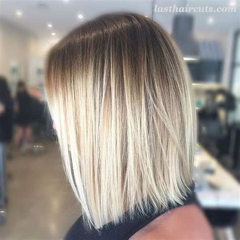 simple bob hairstyles 9 simple blunt bob hairstyles for medium hair bobhaircuts