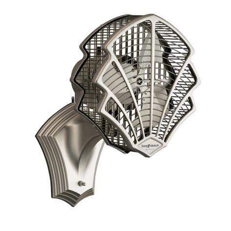 decorative wall mount fan