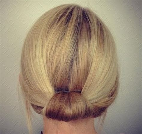 updos for medium hair easy instruction 30 beautiful updos for short hair hairstyles ideas