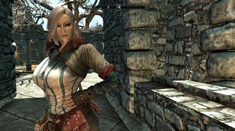 skyrim cbbe armor mods mods used triss armor http skyrim nexusmods com