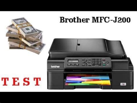 Printer Mfc J200 mfc j245 videolike