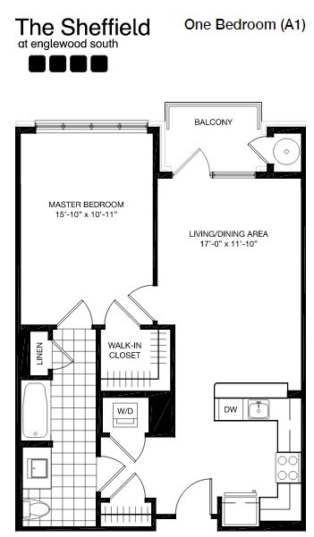 sheffield floor plan sheffield at englewood south apartments englewood