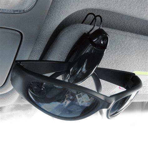 sunglass visor clip sunglasses eyeglass holder car auto