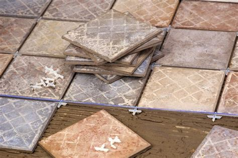 Laying Tile How To