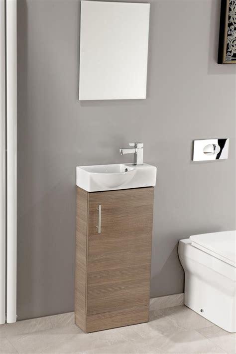 slimline sinks bathrooms slimline 400 vanity basin sink unit bathroom cloakroom