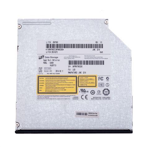 Dvd Rw Multi gu90n 9 5mm slim sata cd dvd optical burner drive for