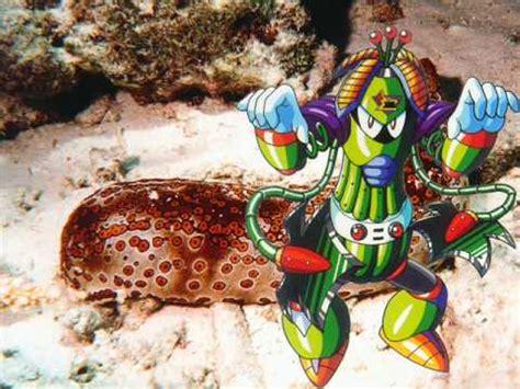 megaman  wire sponge animal form youtube