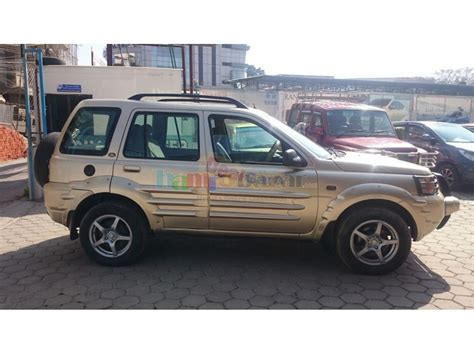land rover nepal landrover freelander at the cost of normal car price rs