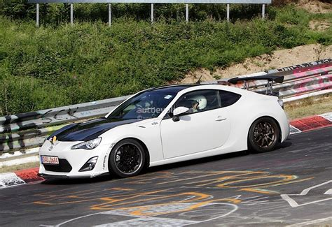 Toyota Rc F Toyota Testing Rc F Like Special Edition Carbon Fiber Gt