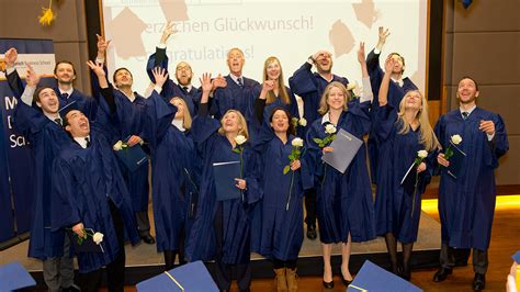 Mba Munich Business School by Mbs Graduation Gala Mba1 Mbs Insights