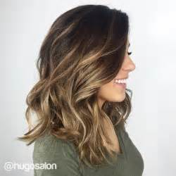 balayage highlights on brown hair 90 balayage hair color ideas with blonde brown and
