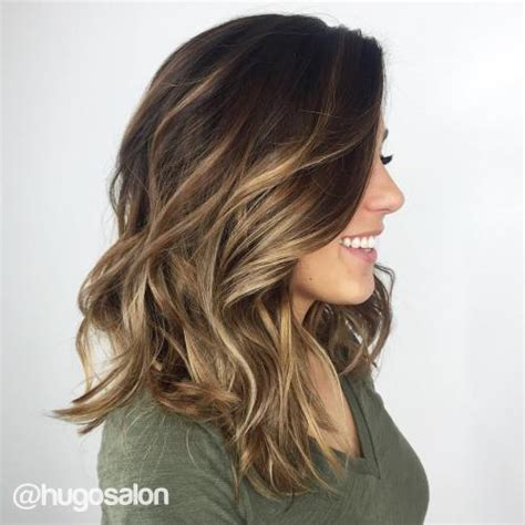 medium brown hair balayage pictures to pin on pinterest 90 balayage hair color ideas with blonde brown and