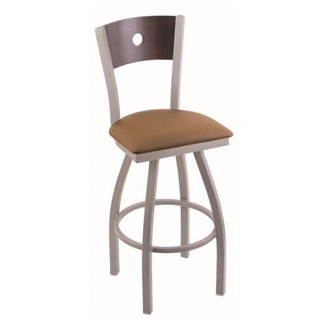 bar stools with fabric seat holland bar stool voltaire 36 in extra tall swivel bar