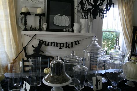 halloween decorations home the simply sophisticated events blog wordless wednesday