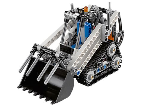 compact tracked loader lego shop