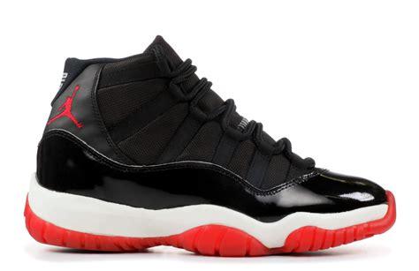 Air Jordan 11 Bred 2019 378037-061 Release Date - Sneaker ... J11 Nike