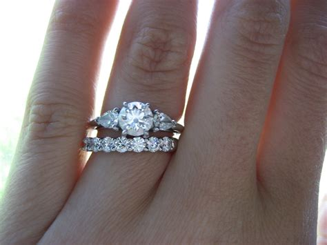 Engagement Rings With Wedding Bands by Designer Engagement Ring Shop