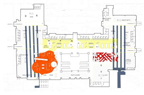 selfridges london floor plan fat architecture
